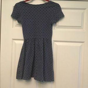 Top Shop Skater Dress